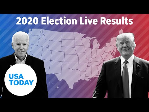 Presidential Election Results: LIVE coverage of Trump, Biden and key races   USA TODAY