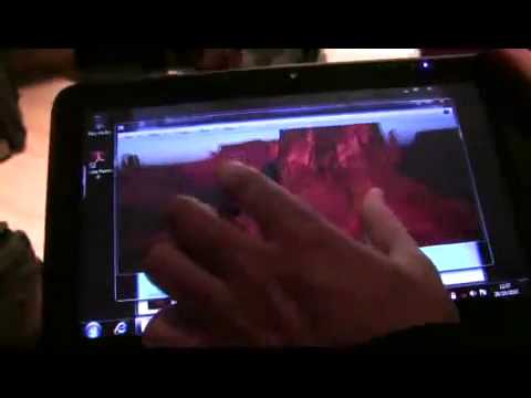 Viewsonic Viewpad 10 Android_Windows tablet video