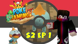 Pixelmon PokeGaming S2 EP 1 (Why are they so derpy?)