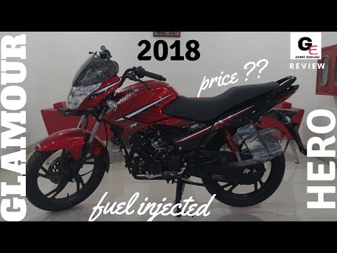 Hero Glamour Programmed  FI 2018 edition | most detailed review | features | price | specs !!!