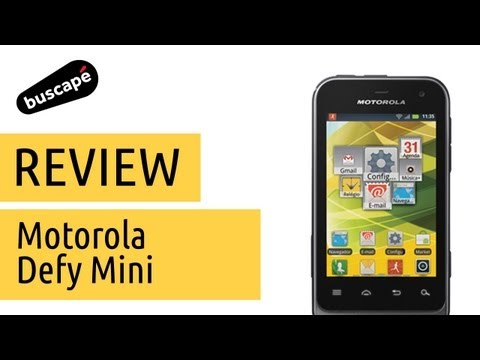 Motorola Defy Mini - Avaliação