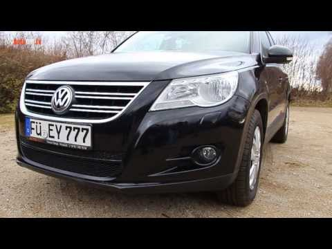 Volkswagen Tiguan Тест драйв. Обзор. AutoGid