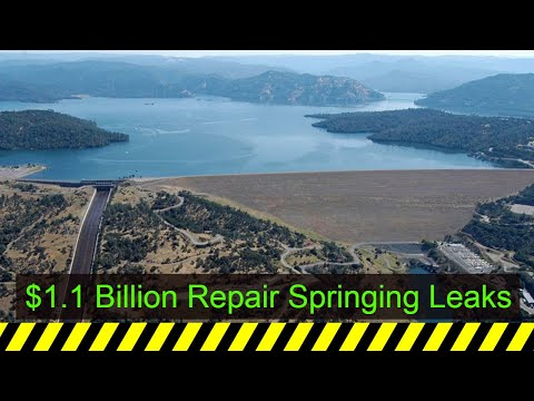 California's Oroville Dam in Risk of Collapse