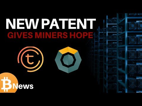 New Bitcoin Patent! Tomochain, Komodo, EUNO - Today's Crypto News