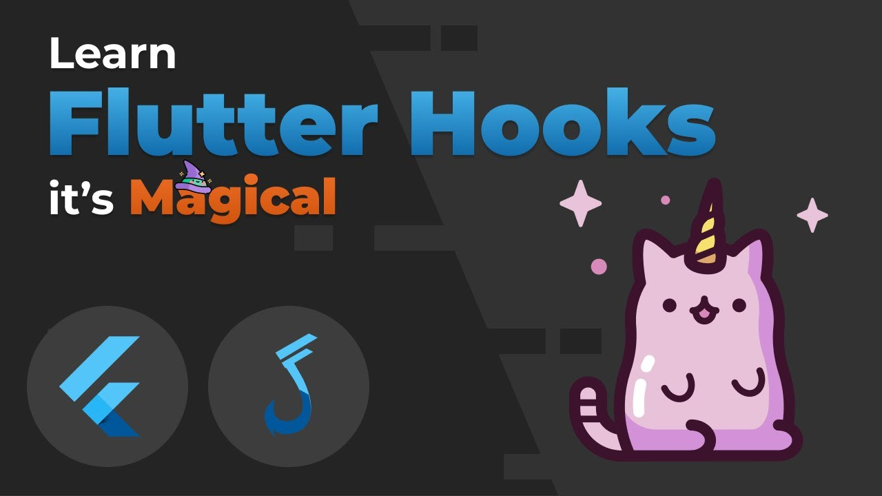 Learn Flutter Hooks and Maximize Your Code Reuse