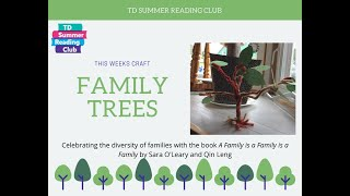 Family Tree Craft