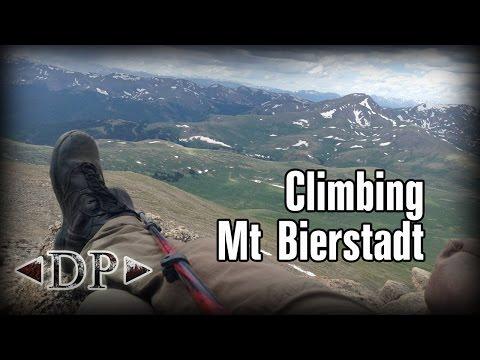 Climbing Mt. Bierstadt - Georgetown, Colorado