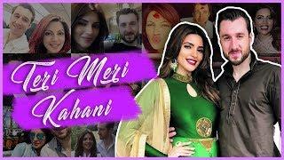 Shama Sikandar And James Milliron Love Story | Teri Meri Kahani | TellyMasala