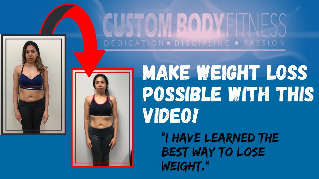 Weight Loss Case Study: Glenda Medina