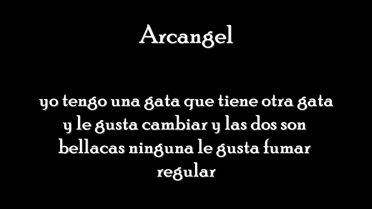 Download Arcangel Ft. Bad Bunny - Original (Letra)
