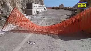 Hoy lunes comienzan nuevas obras en El Cañarete para evitar desprendimientos
