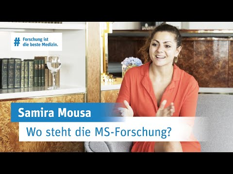 Samira Mousa Bei Biogen