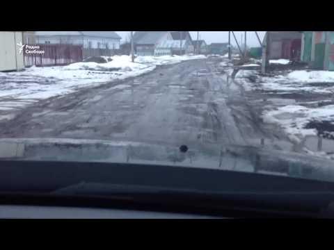 Кошмарные дороги Мордовии