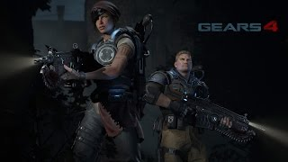 Gears of War: Ultimate Edition All Cutscenes Remastered (Game Movie) Full Story - New Games Point