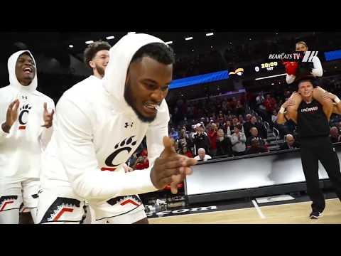 Cincinnati Basketball vs Ohio State Hype