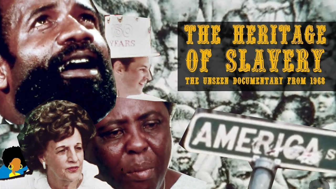The Heritage of Slavery (1968) w/ Fannie Lou Hamer & Lerone Bennett, Jr.