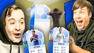 FIFA 18 Team Of The Tournament PACKED