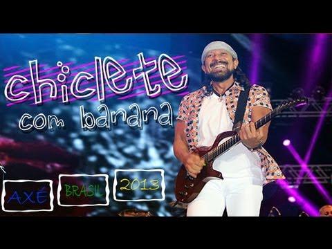 chiclete com banana 2013