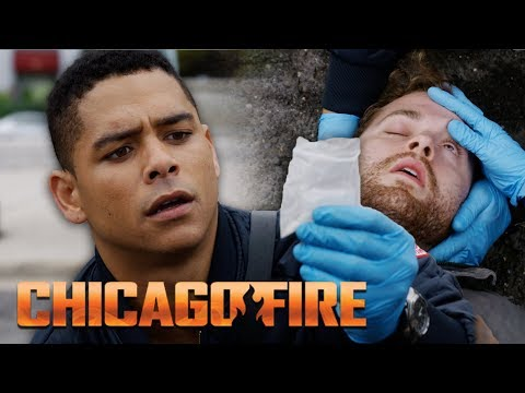 Ingesting All Of The Evidence | Chicago Fire