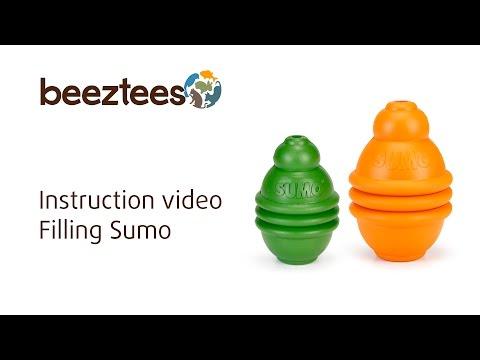 Beeztees - Filling a Sumo