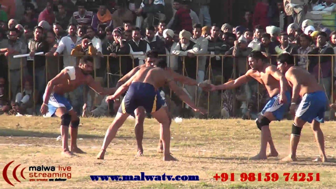 Daudhar Kabaddi Cup - 2012 (Semifinals & Final Only in Full HD)