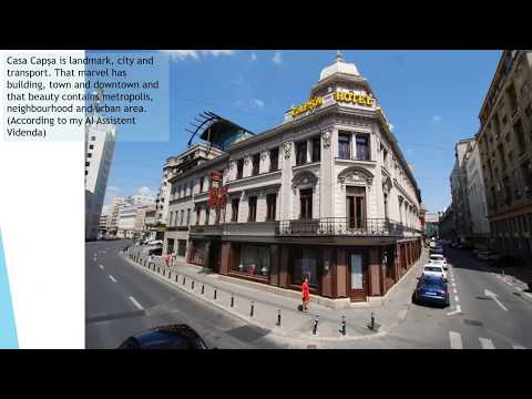 Bucharest, Romania - images found using Artificial Intelligence generated tags