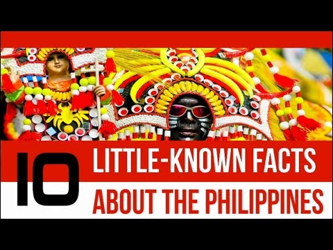 10 Little-Known Facts About the Philippines #4