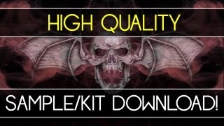 FREE DRUM SAMPLE PACKS! (2 FULL KITS - 28 SAMPLES!)(Each sample has been edited and panned according to studio standards! (Links Below) Download Metal Kit!: http://adf.ly/w3Abx Download Rock Kit!, 2013-08-09T12:20:55.000Z)