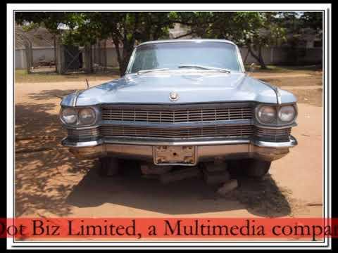 Kwame Nkrumah's Car