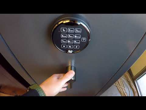 A-1 Locksmith - Frisco : Liberty Premium Home 17 safe overview