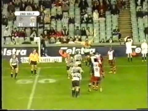 Rugby: Pacific Islanders  v NSW 2004