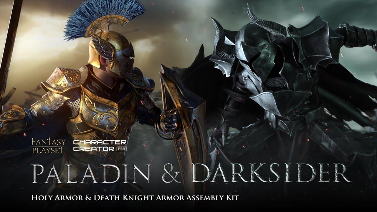 Paladin Armor Fantasy