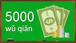 Belajar Angka dan Bilangan Mandarin