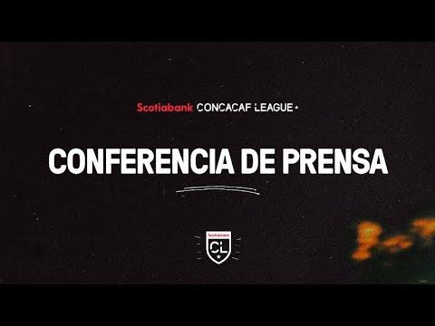 Conferencia de Prensa - Diego Vázquez DT Motagua