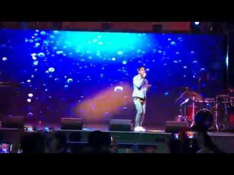 Michael Pangilinan That's what I Like LIVE at Boracay Bar Dubai UAE