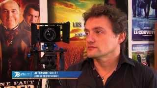 """Collège de Rambouillet : un court-métrage pour l'association """"Les toiles enchantées"""""""