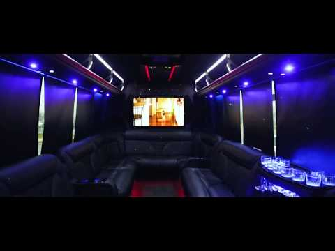 Party Bus Rental Limo Experience [Ep3] - Varsity Limousine Services - Troy MI