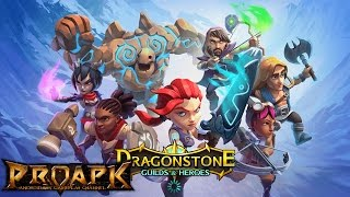 dragonstone guilds heroes gameplay android ios