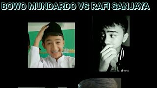 Video TIKTOK RAFI SANJAYA vs BOWO MUNDARDO download MP3, 3GP, MP4, WEBM, AVI, FLV September 2018