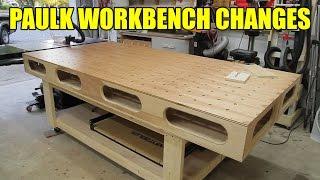 Paulk Workbench Changes - 205