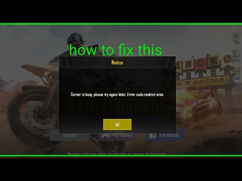 Fix PUBG Mobile Lite