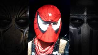 Army of Two Devils Cartel- 5 custom masks