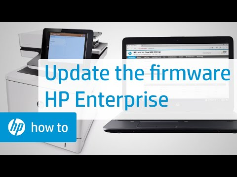 updating-the-firmware-on-hp-enterprise-printers-|-hp-printers-|-hp