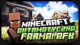 Minecraft: 100% Automatyczna Farma Zboża!