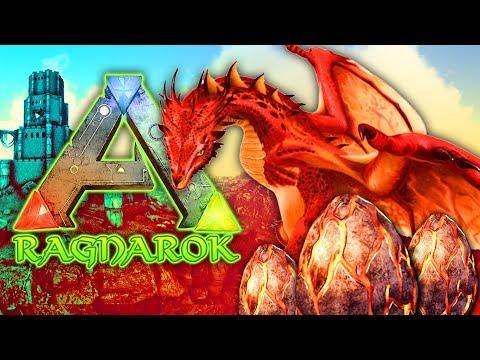 Wyvern Tower Takedown - ARK: RAGNAROK SURVIVAL (DLC)(EP.4)