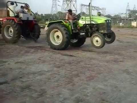 Tractor Tochan || arjun 605 vs preet 955 ||