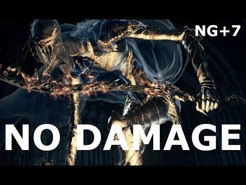 Dark Souls 3 - All Boss Fights - SOLO, NO DAMAGE (NG+7)