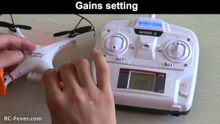Nine Eagles Galaxy Visitor II 2.4GHz 4CH Mini Quadcopter Unboxing and Setup @ RC-Fever.com