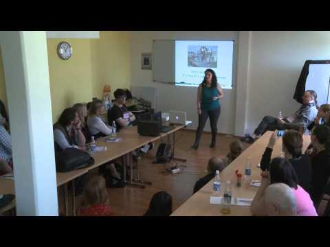 Introduction to Basque - María de Vera at the Polyglot Gathering 2015