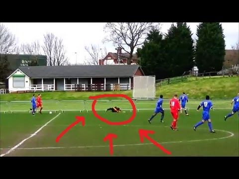 OUR FIRST FOOTBALL MATCH ON YOUTUBE